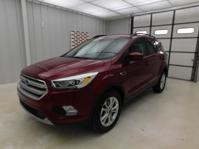 2018 Ford Escape SEL FWD Manhattan KS