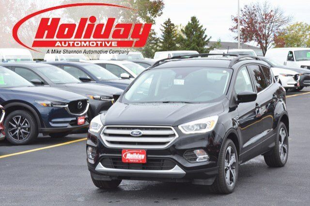 Vehicle Details 2018 Ford Escape At Holiday Automotive