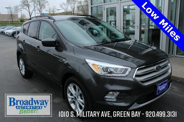 2018 Ford Escape SEL Green Bay WI