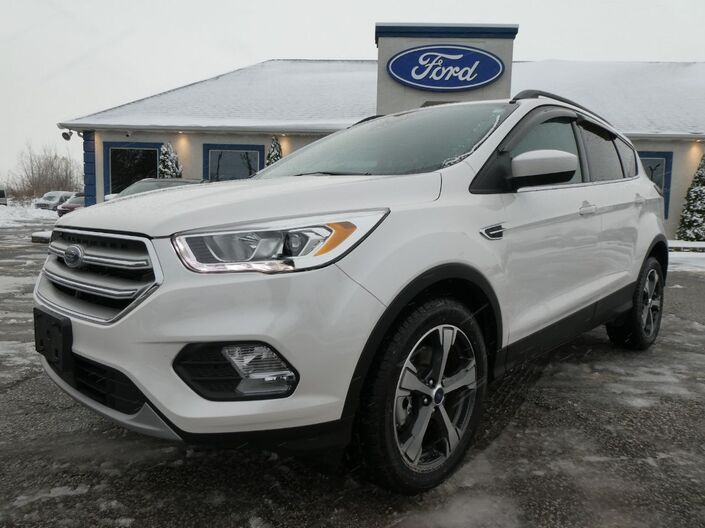2018 Ford Escape SEL Heated Seats Navigation Power Lift Gate Essex ON