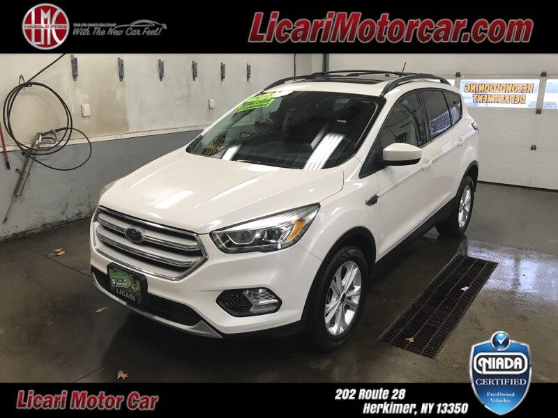 2018 Ford Escape SEL Herkimer NY