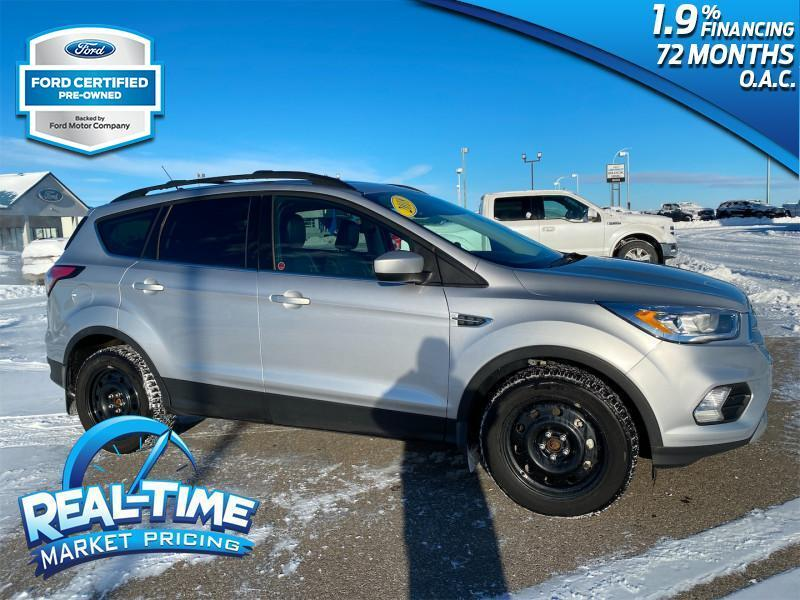 2018_Ford_Escape_SEL_ High River AB