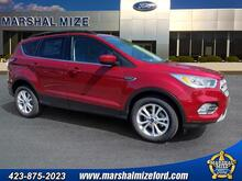 2018_Ford_Escape_SEL_ Chattanooga TN