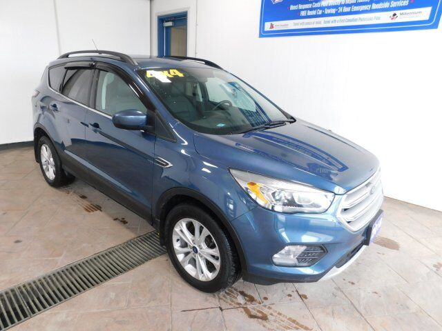2018 Ford Escape SEL LEATHER Listowel ON