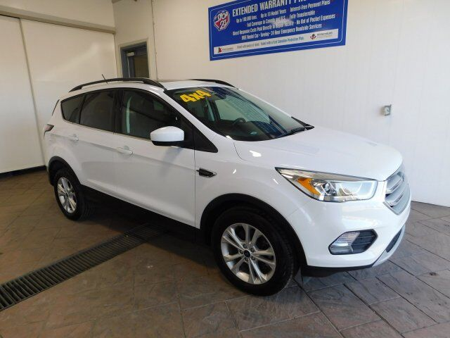 2018 Ford Escape SEL LEATHER NAVI SUNROOF Listowel ON