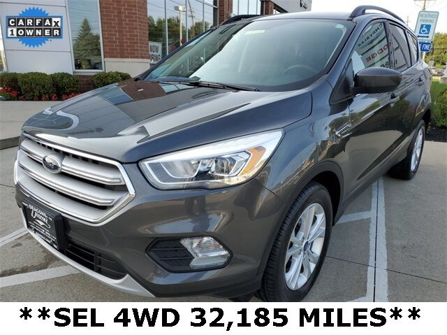 2018 Ford Escape SEL Mayfield Village OH