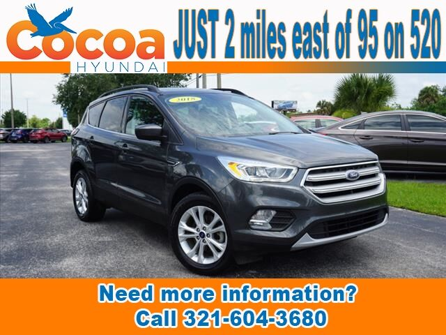 2018 Ford Escape SEL Melbourne FL