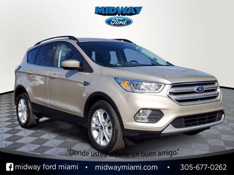 2018 Ford Escape SEL Miami FL