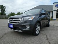 2018 Ford Escape SEL Navigation Heated Seats Power Lift Gate
