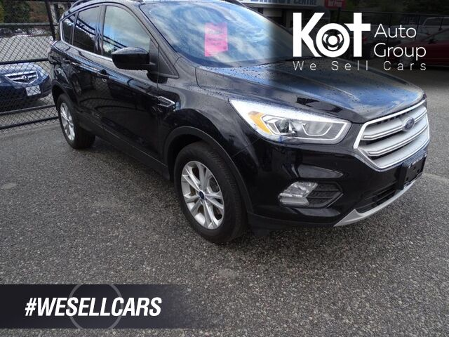 2018 Ford Escape SEL, No Accidents! One owner, Navigation, Bluetooth, Heated Leather Seats Kelowna BC