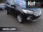 2018 Ford Escape SEL, No Accidents! One owner, Navigation, Bluetooth, Heated Leather Seats