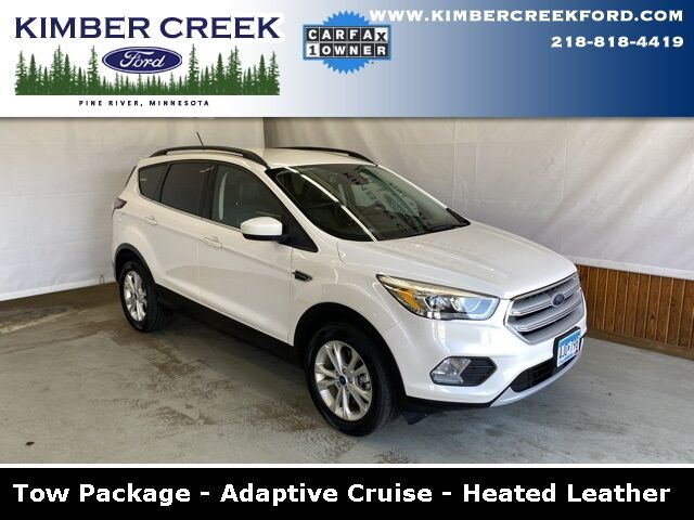 2018 Ford Escape SEL Pine River MN