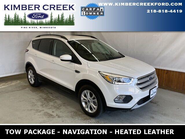 2018 Ford Escape SEL Pine River MN