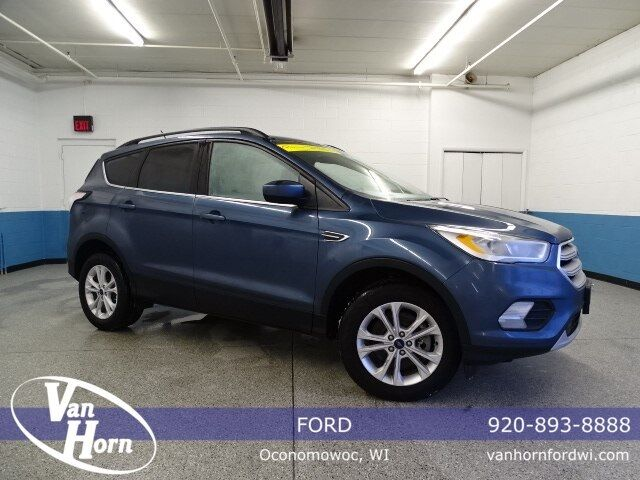 2018 Ford Escape SEL Plymouth WI