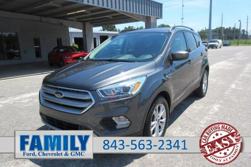 2018 Ford Escape SEL SUV St. George SC