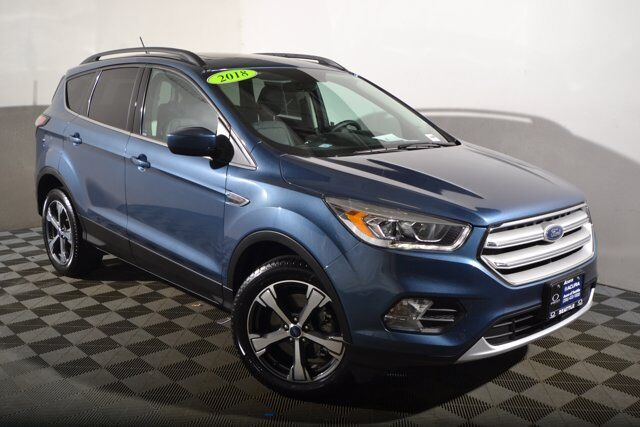 2018 Ford Escape SEL Seattle WA