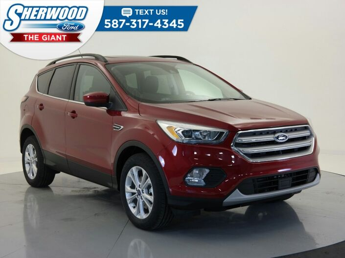 2018 Ford Escape SEL Sherwood Park AB