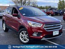 2018 Ford Escape SEL South Burlington VT