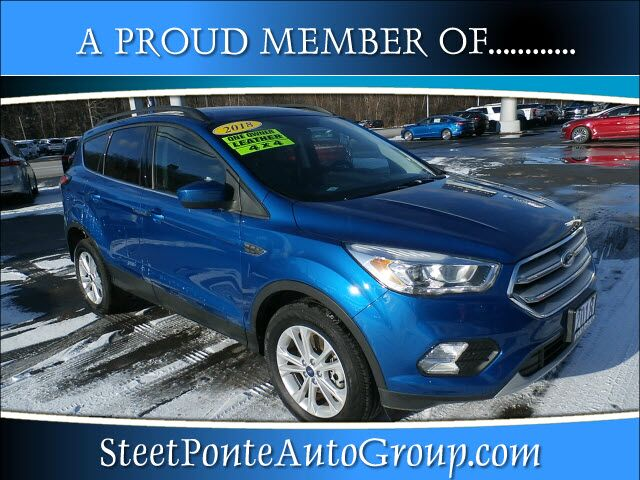 2018 Ford Escape SEL Yorkville NY