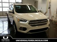 2018 Ford Escape Titanium  - Certified - Low Mileage