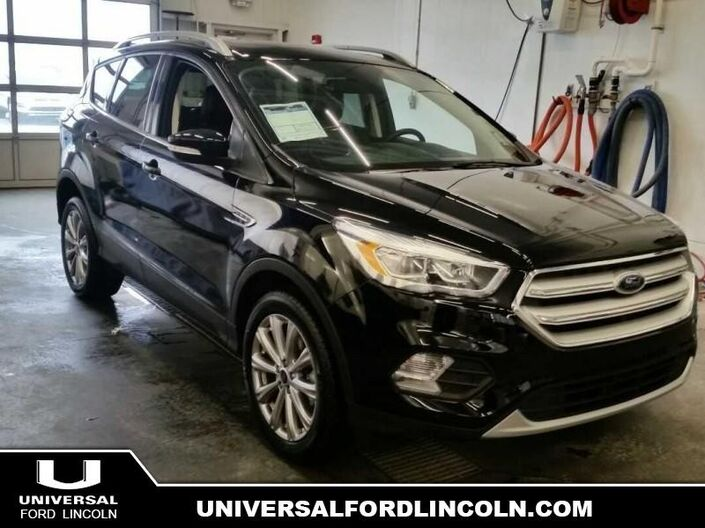 2018 Ford Escape Titanium  - Certified Calgary AB