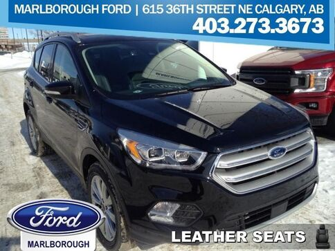 2018_Ford_Escape_Titanium  - Sunroof -  Leather Seats_ Calgary AB