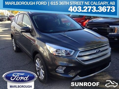 2018_Ford_Escape_Titanium  - Sunroof_ Calgary AB