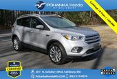2018 Ford Escape Titanium 4WD ** Pohanka Certified 10 Year / 100,000  **