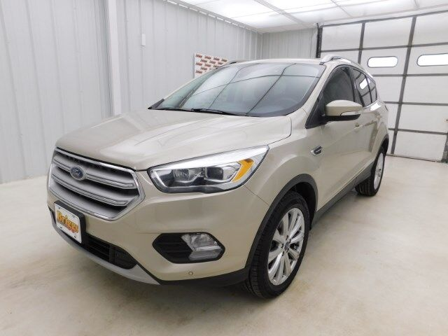 2018 Ford Escape Titanium 4WD Manhattan KS