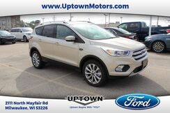 2018_Ford_Escape_Titanium 4WD_ Milwaukee and Slinger WI