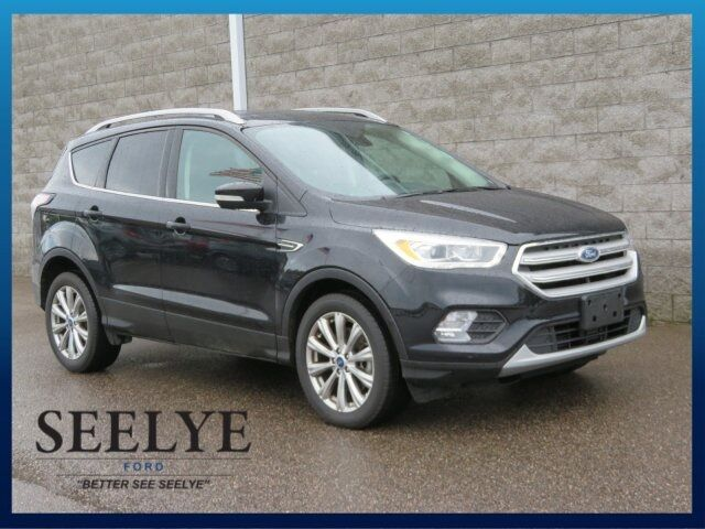 2018 Ford Escape Titanium Battle Creek MI