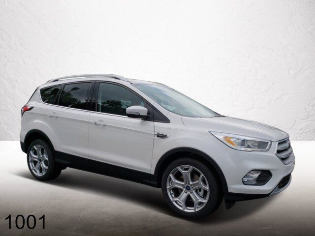 2018 Ford Escape Titanium Belleview FL