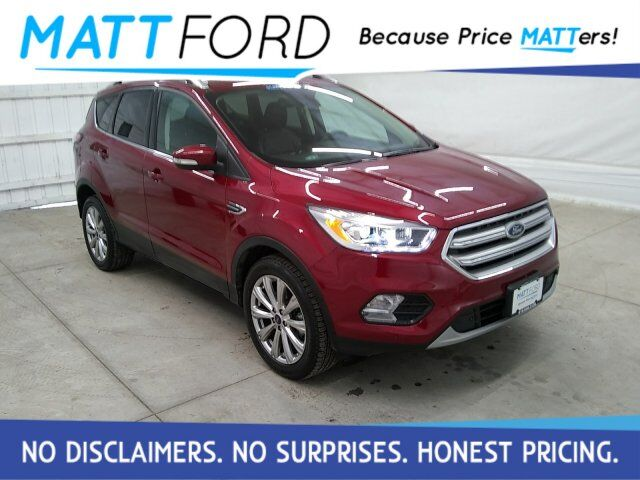 2018 Ford Escape Titanium Kansas City MO