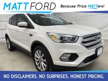 2018_Ford_Escape_Titanium_ Kansas City MO