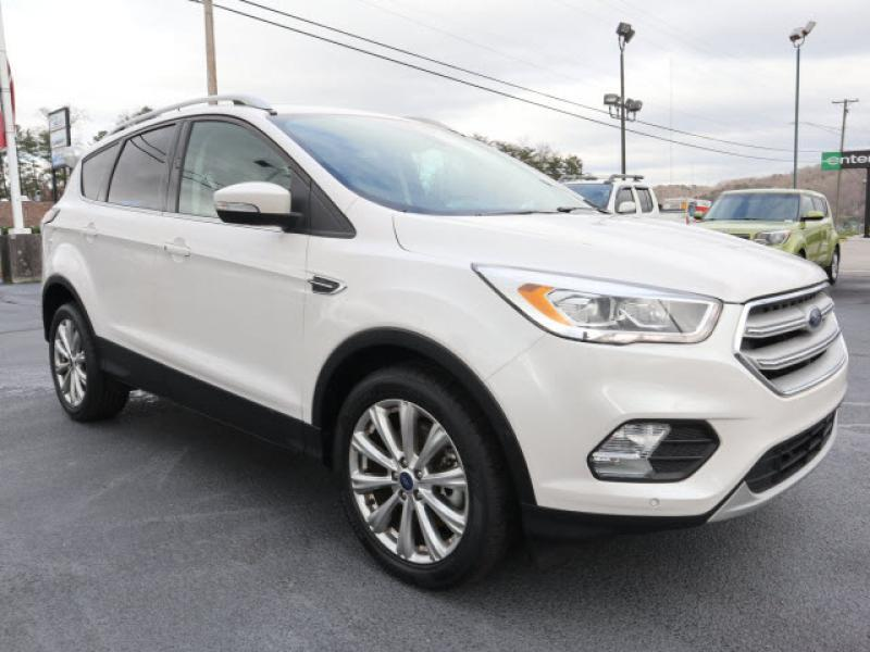 2018 Ford Escape Titanium Knoxville TN