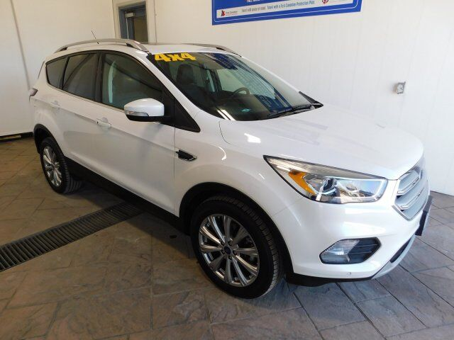 2018 Ford Escape Titanium LEATHER NAVI SUNROOF Listowel ON