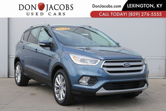 2018 Ford Escape Titanium Lexington KY