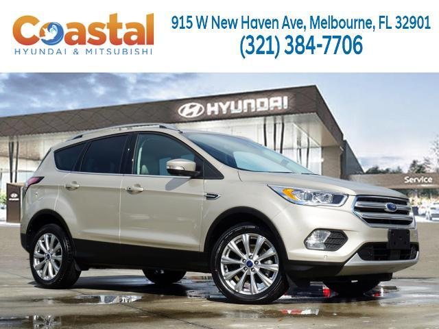 2018 Ford Escape Titanium Melbourne FL