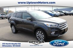 2018_Ford_Escape_Titanium_ Milwaukee and Slinger WI