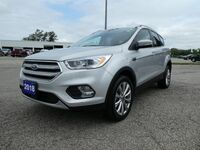 2018 Ford Escape Titanium Navigation Remote Start Heated Seats