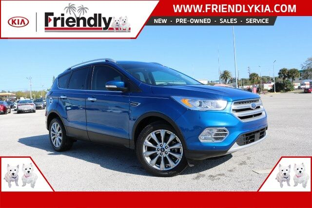 2018 Ford Escape Titanium New Port Richey FL