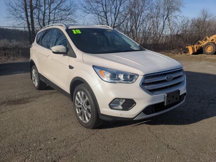 2018 Ford Escape Titanium Owego NY