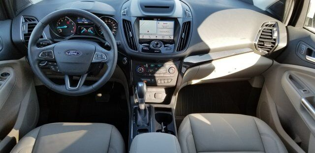 2018 Ford Escape Titanium Swift Current SK