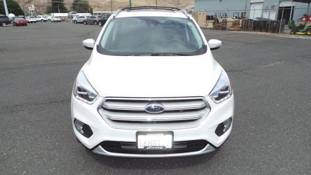 2018 Ford Escape Titanium Yakima WA