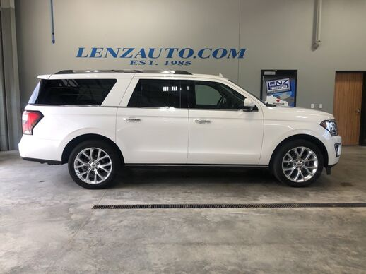 2018_Ford_Expedition EL/Max_4WD Limited_ Fond du Lac WI