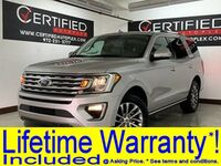 Ford Expedition LIMITED ECOBOOST NAVIGATION 2ND ROW CAPTAIN SEATS REAR CAMERA PARK ASSIST B 2018