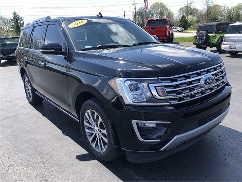 2018_Ford_Expedition_LIMITED_ Evansville IN