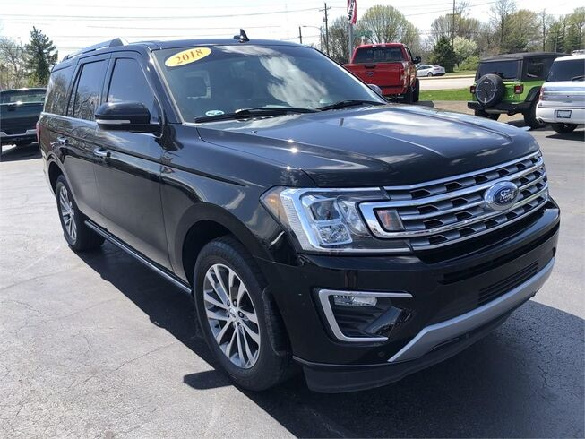 2018 Ford Expedition LIMITED Evansville IN