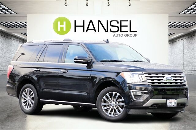 2018 Ford Expedition Limited Santa Rosa CA