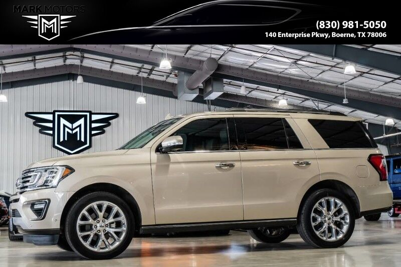 2018_Ford_Expedition_Limited_ Boerne TX